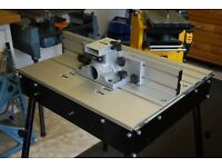 TREND PRT Professional Router Table