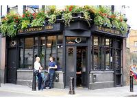 Part time bar staff - London E2 (near Brick Lane)