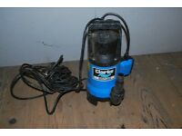 Clarke Submersible Pumps - selection of five all 240v