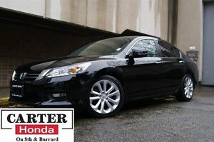 2014 Honda Accord Touring + TOP MODEL + CERTIFIED 6YRS + MUST GO