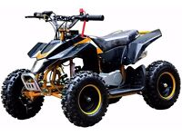 New 49cc Kids Quad Bikes free uk delivery