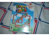 Super Fruitfall Nintendo Wii - Boxed complete Fruit Fall