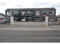 CAR SALES PITCH TO LET @ HOMEFLAIR ROTHERHAM S601RZ NR PARKGATE REAIL PARK