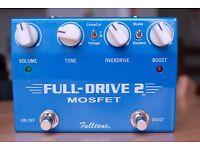 Fulltone Fulldrive II Mosfet