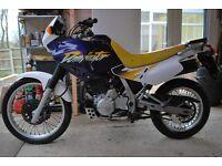 honda nx 650 dominator xr 650 adventure bike