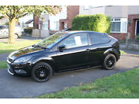Ford Focus 1.6 TDCI Titanium ST Style 2009 £30/Year Road Tax 64880 Miles