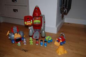 Early Learning Set Rocket set/ toys