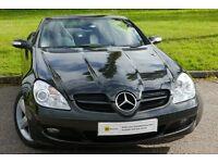 TIN TOP CONVERTIBLE**Mercedes-Benz SLK 1.8 SLK200 Kompressor 2dr***£0 DEPOSIT FINANCE**LEATHER**