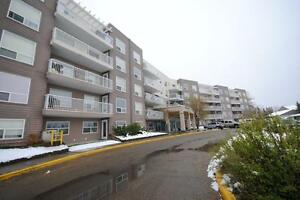 Great 2 bdrm suite near West Edmonton Mall! Underground Parking!