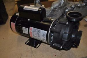 Hot Tub Pumps - Balboa Dura Jet 3.0HP 240 VAC Spa Pump - Brand New