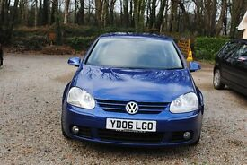 Mrk 5 golf Volkswagen golf GT TDI 'low millage'
