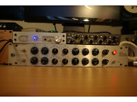 Summit Audio EQP 200 A Pultec Valve Equalizer (Dave Hill design)