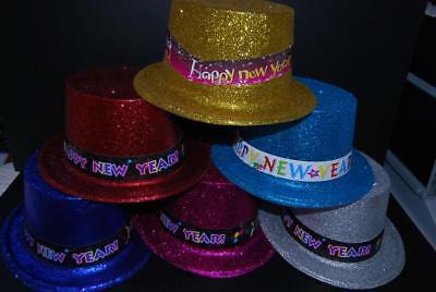 New Year Party Hats (Lot Of 6pc New Year's Eve Party Hats Free)