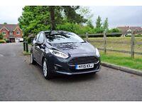 Ford Fiesta Titanium X 2015 1.0 5dr Very low mileage, like new