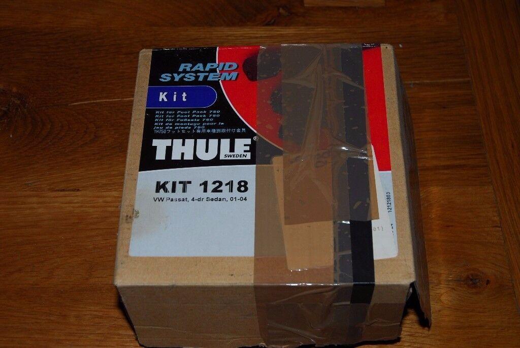 Thule Fitting Kit 1218 (VW Passat 2001-04)