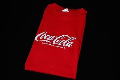 Coca Cola T-Shirt - Coca Cola Shirt- Größe XL - TOP ++++