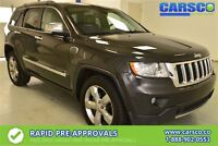 2011 Jeep Grand Cherokee Limited, AWD, LEATHER, HEATED SEATS