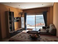 2 bedrooms flat in Baiona, Galicia, Spain. With amazing views to the Cies Island