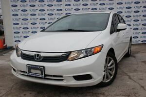 2012 Honda Civic EX-L (A5)*leather*Nav*Moonroof