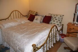 Lovely double room plus a further single room to let in owners house