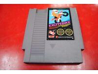 Nintendo NES Game Excite Bike £12