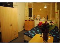double room with bathroom en-suited