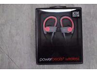 Powerbeats2 In-Ear Headphones Wireless Red £120