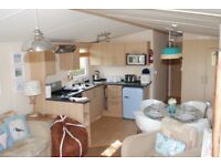 Cornish Holiday home Caravan to let rent near Newquay Cornwall from £215 & now taking 2018 bookings