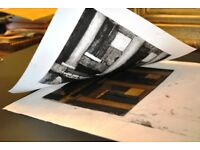 BEGINNERS COLLAGRAPH PRINTMAKING COURSE