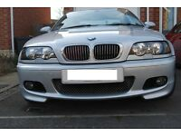 BMW 330ci Coupe, Manual, M3 Interior, Titan Silver - Selling due to purchasing M3