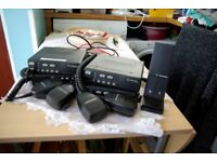 4taxi radio's for sale all motorola
