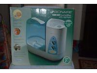 Bionaire Warm Mist Humidifier - Unused - Still in box