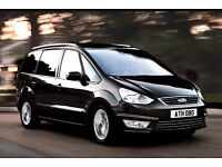 FORD GALAXY/ PCO/UBER READY / MINI CAB TAXI RENTAL/ CHEAP HIRE