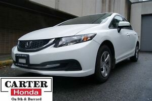 2014 Honda Civic LX + LOW KMS + CERTIFIED WARRANTY 7YR/160000KMS