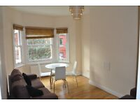 2 double bedroom, top floor split level period conversion close to Oval Underground station