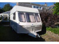 For sale Lunar Ariva caravan 2 berth 1995