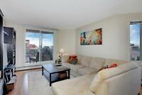 UNIQUE 2 BDRM In the HEART of DOWNTOWN