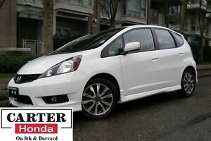 2014 Honda Fit Sport + LOCAL + YEAR-END CLEAROUT!!