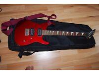 Electric guitar Jackson JS Dinky - Metallic Red