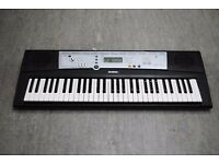 Yamaha YPT-200 Portable Keyboard £78