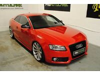 2010 S-Line Special Edition Audi A5, 2.0 TDi, 170bhp, 2 Owners. Fully Serv. (Not A4, BMW 320D, C220)