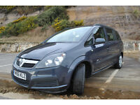 Vauxhall Zafira 1.6 68k Low Milage Long MOT good condition, just had serviced incl cambelt