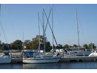 28ft Colvic Sailing Yacht - Fancy a Lifestyle Change?
