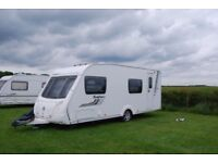 6 Berth Caravan 2011