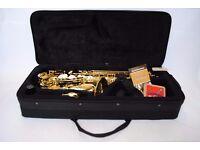 Prelude Alto Saxophone AS700 in Gold £300