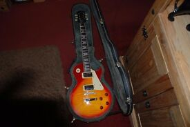 For sale my Epiphone Les Paul Standard