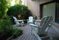 1640 sq ft Condo on Wellington Crescent-Open House Oct 4 1-4