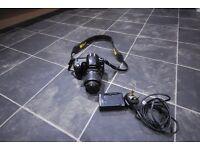Nikon D80 plus Nikon 18-55mm VR Lens