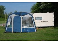 Dorema Starcamp sprinter porch awning