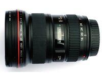 Canon EF 16-35mm F2.8L ll USM lens.